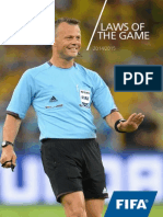 Laws of the Game 2014-2015 Eng