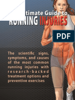 The Ultimate Guide to Running Injuries