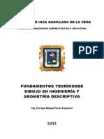 Fundamentos de Dibujo Tecnico y Geometria Descriptiva