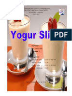 Proyecto Yogurt - Sofia