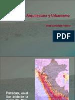 Paracas Arquitectura y Urbanismo