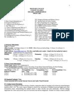 Bc Syllabus Rev. 2 1102 Tuesday Night Spring 2014 (1)