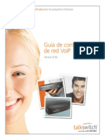 Guía de Configuración de Red VoIP v6.50