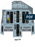 a320 Front Panel 1