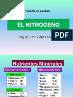 El Nitrogeno