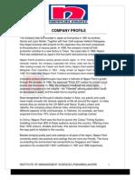 13265528 Nippon Paint Pakistan Marketing Project