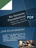 Bio Sensores Piezoeléctricos