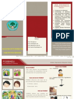 Leaflet Posbindu Akper Pemda Subang