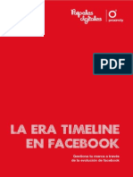 La Era Timeline en Facebook