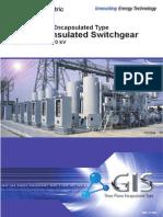 161kV GIS SDF120 (EEC 58-8f)06B1-E-0001