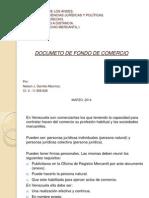 Documento Mercantil