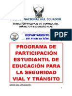 Manual Seguridad Vial Redu 2013-2014