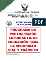 Manual Seguridad Vial Redu 2013-2014