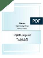 ITG-05 Perhitungan Maturity
