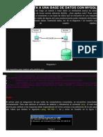 Conexión Remota a Una Base de Datos Con Mysql