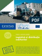 Civitas II Policy Advice Notes 05 Logistics Ro