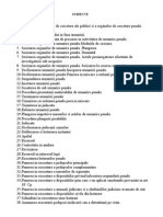 Procedura Penala Partea Speciala - Subiecte(2)