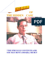 The Evidence Review of the Hidden Case