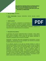 Las Tics Como Herramientas Generadoras e Integradoras de Conocimientos en El Desarrollo de Proyectos Pedagogicos Productivos en La Institucion Educativa El Dos Sede Las Mercedes