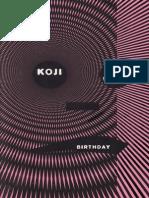 Koji Suzuki - Ring 04 - Birthday