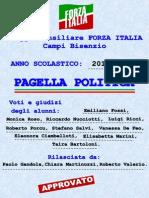 Pagella Campi Giugno
