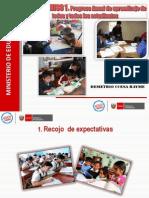 Compromiso 1 Progreso y Aprendizaje de Todos Los Estudiantes Ccesa1