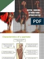 SP2d Social Structure - Spartiates