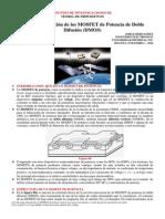 Física de Operación de Los MOSFETs de Potencia