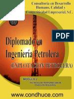 Módulo 2.- Técnicas de Perforación de Pozos Petroleros