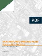 Plan Area Profile