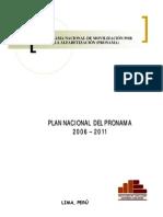 Plan Nacional 2006 2011