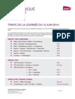 140612 Programme Trafic Du Vendredi 13 Juin2014