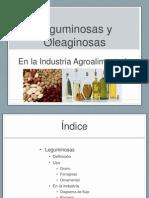Leguminosas y Oleaginosas en La Ia