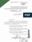 CPI Requerimento 33 - 18/08/09