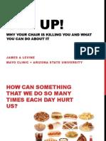 James Levine, M.D., Ph.D.,