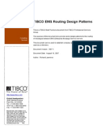 EMS Routing Design Patterns August2007