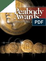 73rd Annual Peabody Awards