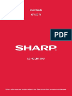 Sharp Lc-42lb150u 13-0432 Web v1 Eng Final Rg1