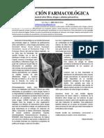 Ilustracion Farmacológica Vol. 01 No. 01