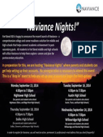 Naviance Nights Flyer Final