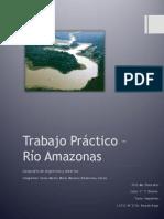 Trabajo Práctico - Rio Amazonas