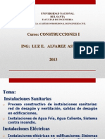 Construcciones i 2u -Is-ie- V