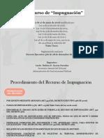 Recurso de Impugnación-tacp-panama-Abogado Ruben Garcia Paredes