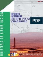 Desierto de Atacama Ex Of. salitrera de Chacabuco - Ruta 02