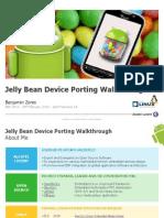 Jelly Bean Device Porting Walkthrough