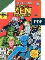Stern, Steve et al. - Zen -Intergalactic Ninja- #1 (ACP, Sept. 1992)