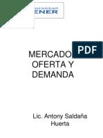 Clase de Mercado -Oferta y Demanda 03-06-14