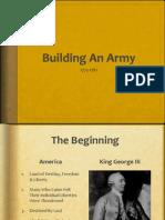 building an army-1a