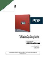 Serie 7100 Manual 9000-0447