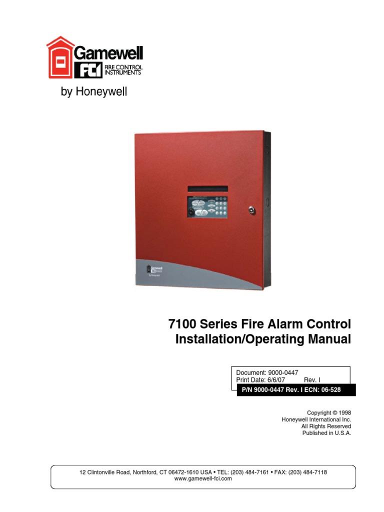International 7100 Wiring Diagram Circuit Symbols Scout Electrical Serie Manual 9000 0447 Smoke Rh Es Scribd Com 4700 Pdf Truck Diagrams